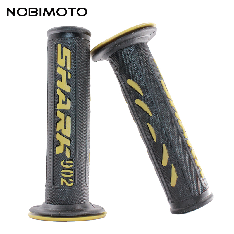 protaper Motorcycle Grips protaper pit bike poignee moto For Handlebar Rubber Gel Hand Grips Dirt Pit Bike Motocross WG-101-902 blue warmth off road dirt pit bike protect motocross parts scooter bike protection hand motorcycle guantes moto luvas bike glove