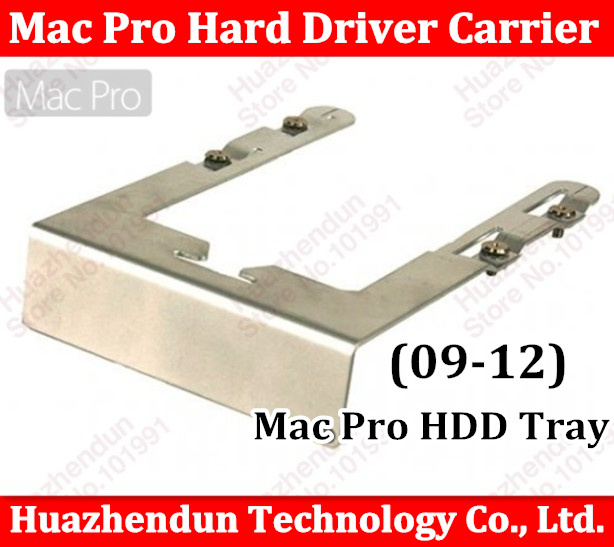 Mac pro HDD Carrier Caddy Hard font b Disk b font Driver Tray use for 09