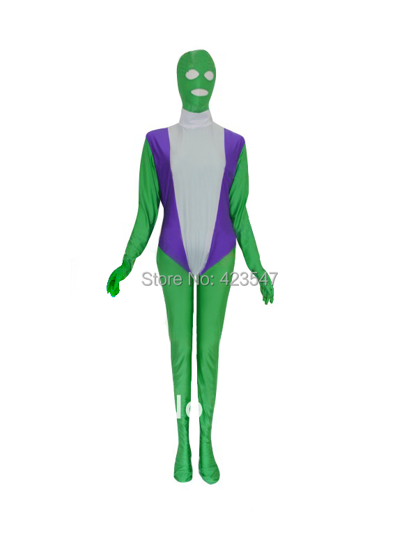 Green  Purple And White New Style She Hulk Marvel Comics -1746