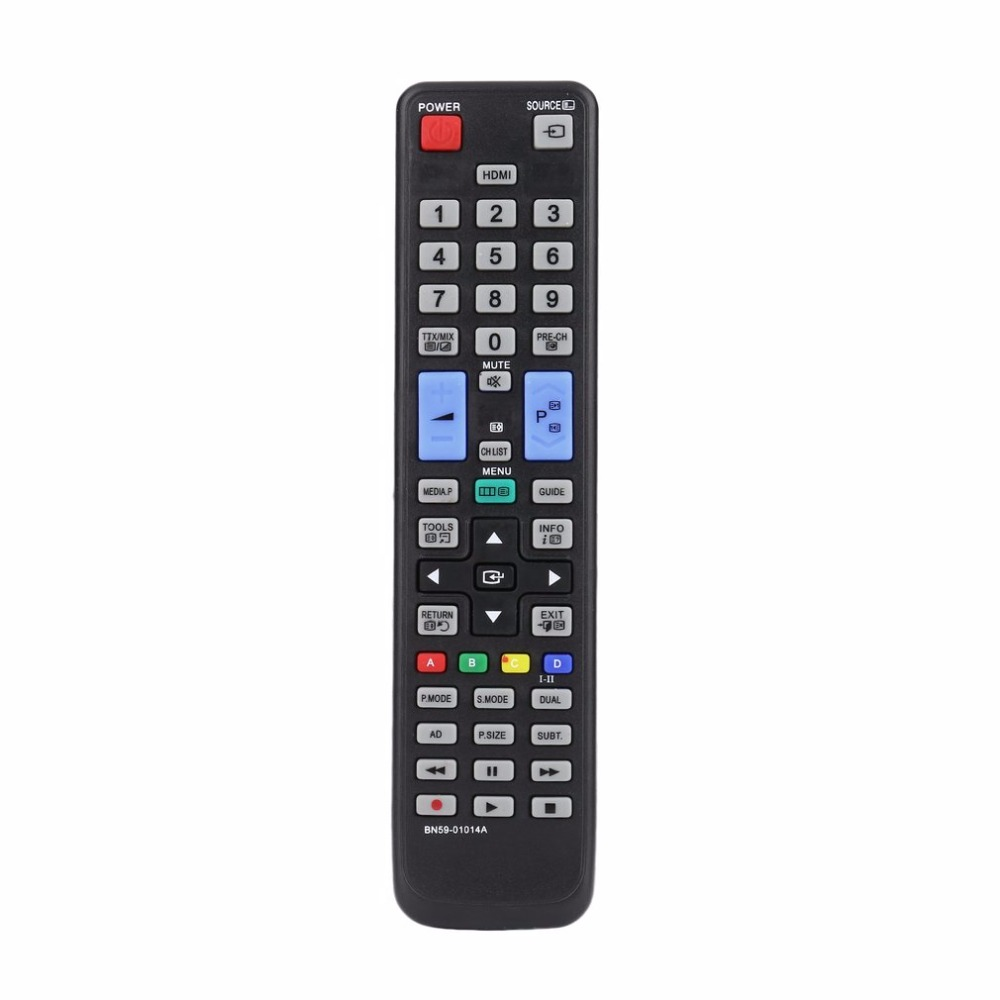 Universal Smart TV Remote Control Replacement for Samsung BN59-01014A AA59-00508A AA59-00478A 3D Television Controller