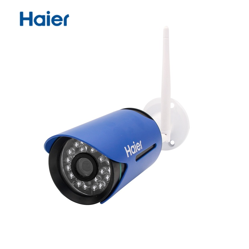 Haier 1080P 960P Bullet IP Camera Waterproof  IR Night Vision Outdoor Surveillance Camera ONVIF P2P CCTV Cam with IR-Cut wifi bullet ip camera waterproof 18led ir night vision outdoor security camera onvif p2p cctv cam with ir cut