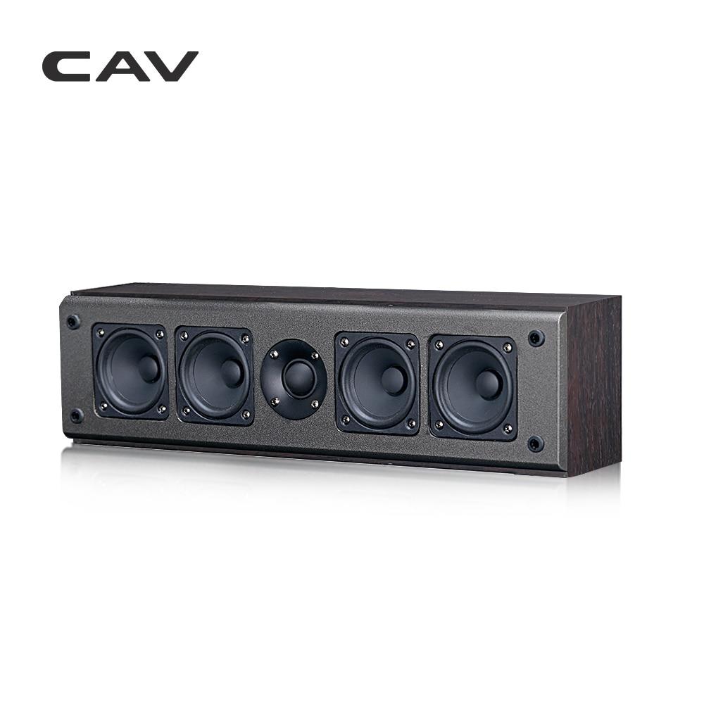 CAV SP950CS High-end Home Theater 3.0  Wooden Passive Speaker Music Center Surround Sound System Soundbar TV 3pcs/set 3