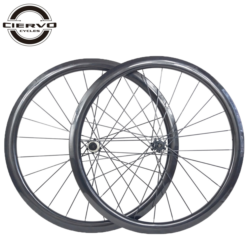 45mm x 25mm Clincher Tubeless Road Disc Wheels Straight Pull U shaped Carbon Wheelset Center Lock Disk Brake 24 holes UD 3K 12K45mm x 25mm Clincher Tubeless Road Disc Wheels Straight Pull U shaped Carbon Wheelset Center Lock Disk Brake 24 holes UD 3K 12K