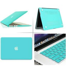 laptop Hard Case Cover Shell and Keyboard Skin Cover for Apple Macbook Pro Retina 12 13 15 Air 11 13 touch bar 13 15 A1990/A1989