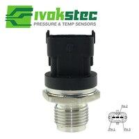 Common Fuel Rail Pressure Sensor For KIA Sorento I Hyundai 2 5 CRDi Mitsubishi 314004A010 0281002908