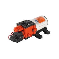 SEAFLO 12 V dc Motor pequeña bomba de agua de alta presión 100PSI 1,3 GPM piezas de bomba de diafragma para la venta