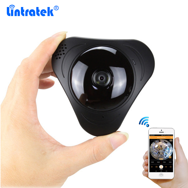 Mini 360 Panoramic VR camera Wireless HD 960P IP Camera Wifi Security with IR Night Vision /2-way Audio for Home Store office surveillance security hd 960p wifi ip camera baby monitor with 2 way audio night vision motion detection home mini 2mp ipcam