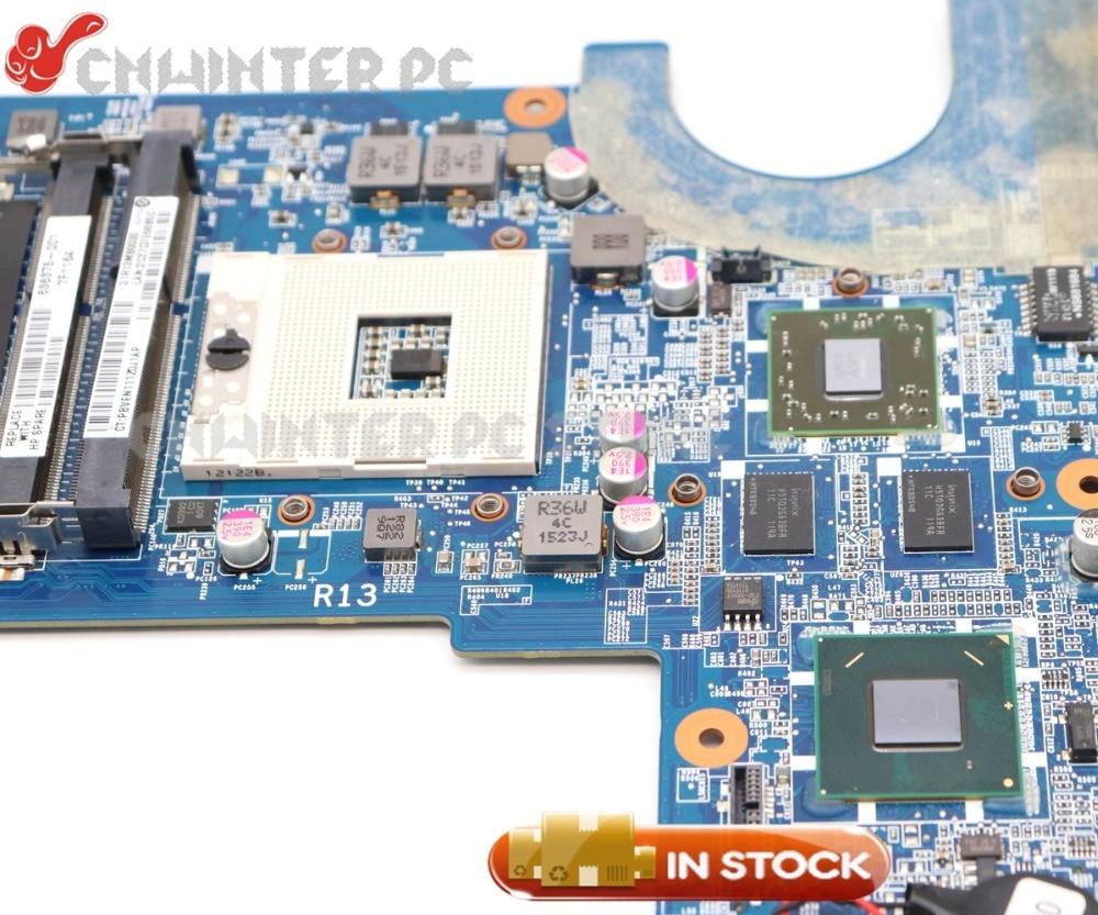 Motherboard Main Board 650199-001 636375-001 DAOR13MB6E1 G4-1000 G4 G6 hm65