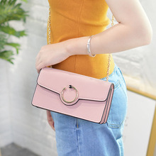 Crossbody Bags For Women New Fashion Handbag Simple Small Square Bag High-quality PU Leather Phone Bag Shoulder Bags