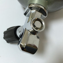 6.8L Air Tank Cylinder Good Price for Paintball Gun with Good Price Valve-K
