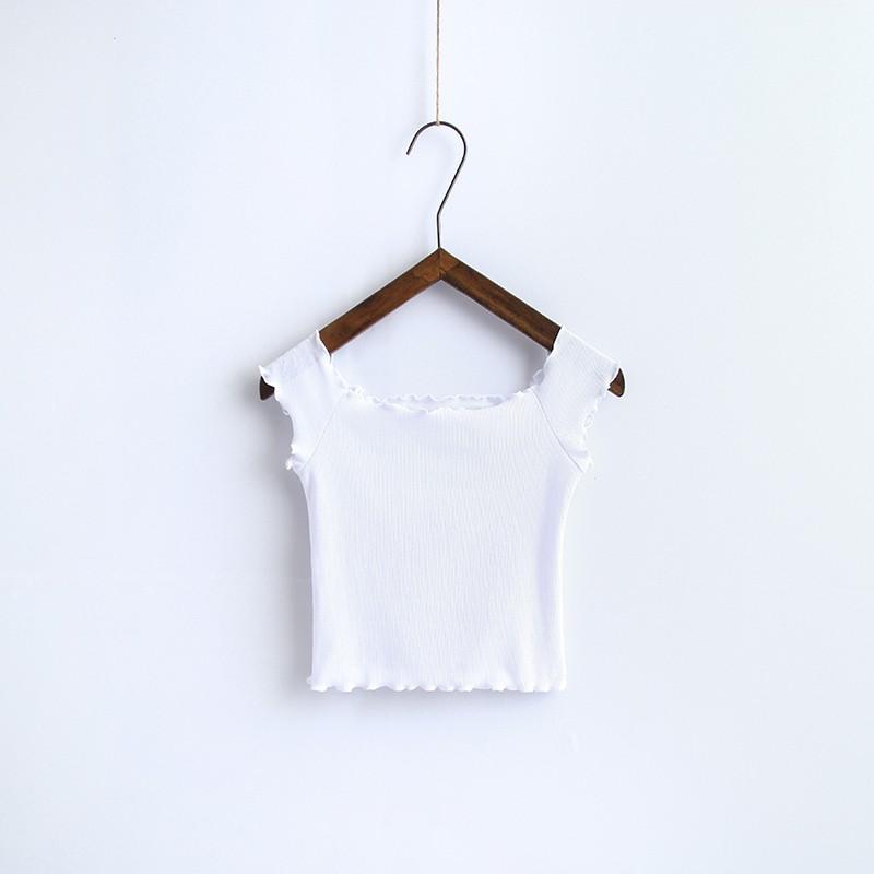 HTB1o.yDOVXXXXaoXpXXq6xXFXXXU - Striped Knitted Off Shoulder Slash Neck Short Sleeve T Shirt PTC 27
