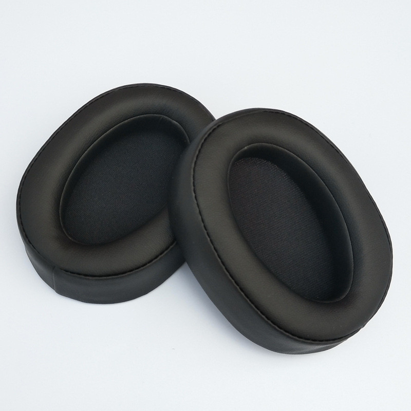 High Quality Soft Replacement Foam Ear Pads Cushions for Sony MDR 100ABN MDR 100ABN Headphones Earphone 9 22 in Earphone Accessories from Consumer Electronics