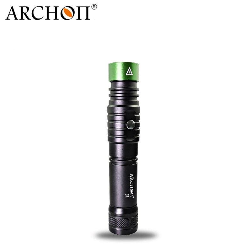80000Lums XHP70.2 LED lampe de poche professionnelle de plongée sous marine 200m torche LED sous marine XHP70 IP8 lampe de plongée étanche utiliser 26650 - 4