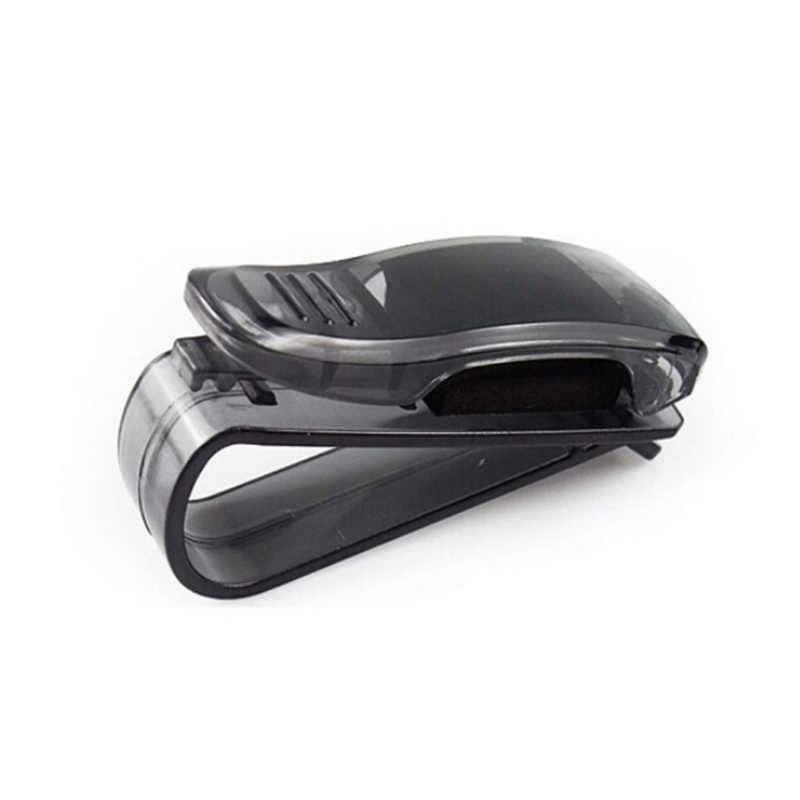 車の自動車サンバイザーメガネサングラスクリップ三菱 GT-PHEV XR-PHEV デリカ Xpander L200 ミラージュサムライ EX フォルティス