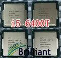 Первоначальное Ядро I5 6400 Т I5-6400T процессор 2.2 Г LGA1151 14 нм 35 Вт Четырехъядерных Процессоров настольных scrattered штук