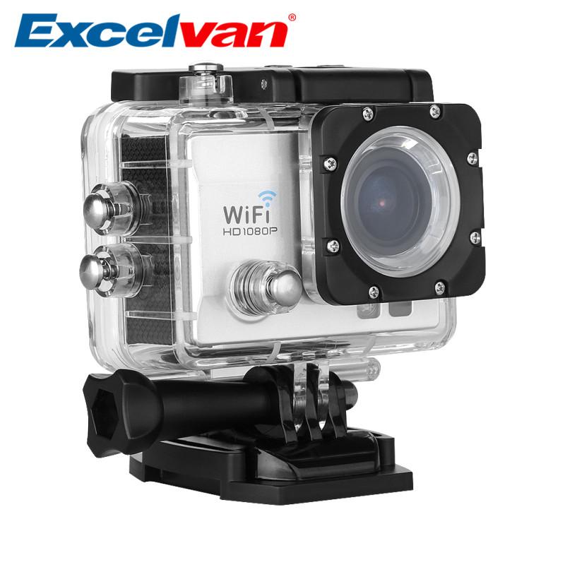 Prix pour Excelvan caméra q5 action sport 12mp 2.0 pouce hd lentille 30 m étanche dv vidéo anti-shake q5 sport camera action