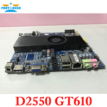 Mini itx motherboard ATOM D2550 dual-core motherboard integrated MINI ITX ultra-thin 12V power supply