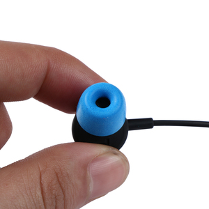 Image 5 - Accesorios para auriculares T300, almohadillas de espuma para el oído, aislante de ruido, 1 par