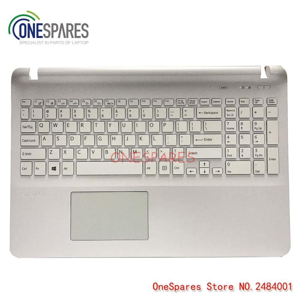 ÚJ Eredeti Laptop Palmrest Touchpad fedél Sony SVF15 FIT15 SVF151 - Laptop kiegészítők