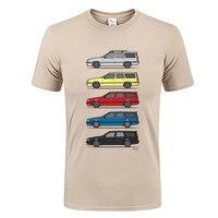 Turbo Wagons Men S T Shirt Volvo 850 V70 T5 T Shirt Men Vintage Classic Vestidos