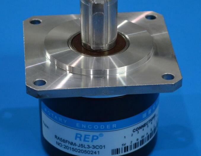 new original Rip Anhua high 1024P / R incremental rotary photoelectric encoder RA58FNM-J5L3-3C01 недорго, оригинальная цена