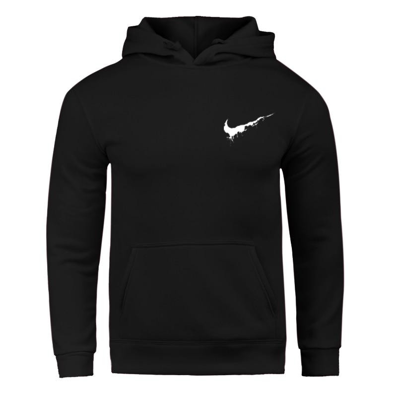 2019 New Fashion Brand Print Sportswear Hoodies Men's Women Unisex Sweatshirt Male Hooded Good Hoodies Pullover Hoody Clothing