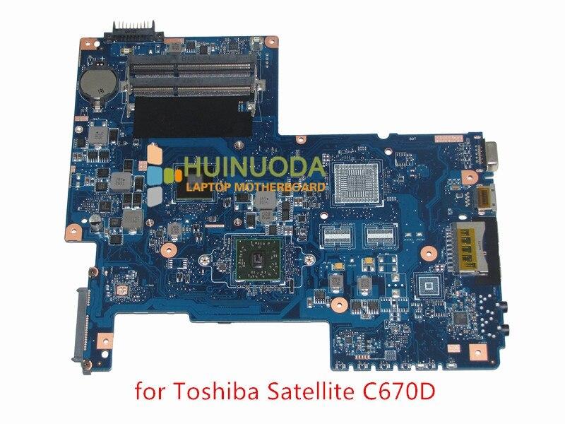 NOKOTION 08N1 0NG0J00 H000031360 Main Board For Toshiba Satellite C670 C670D Laptop Motherboard E240 CPU DDR3