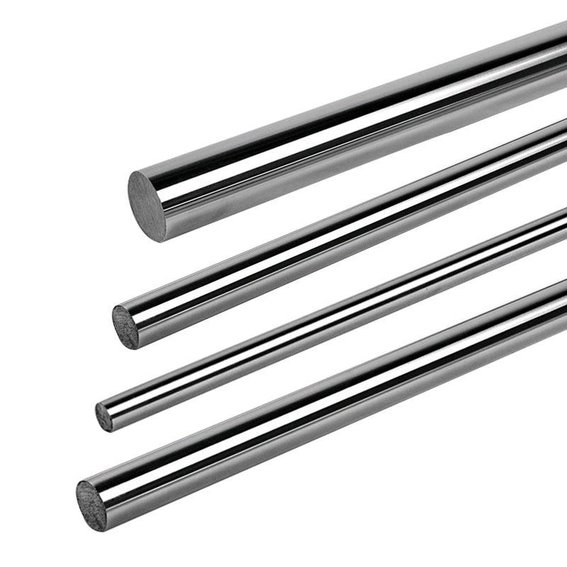 3mm 5mm Silver Steel Linear Rail Ground Shaft Rod Round Bar 100mm Long M2-20mm 3mm 4mm 5mm 8mm 12mm 16mm 18mm