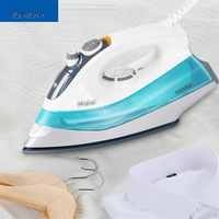 YD1618 household electric iron steam irons genuine Mini hand held electric iron 1600W power Ceramic Floor, ABS body Wire Iron