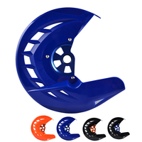 Motorcycle Front Brake Disc Guard Cover For Husqvarna TE FE TC FC TX FX 125 250 300 350 450 390 501 2015 2016 2017 2018 2019