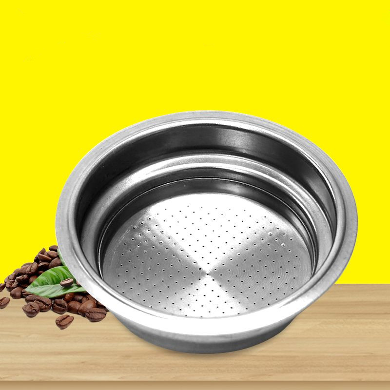 Eupa 1827 1819A 1826B4 Coffee Maker Parts Double Layer Single Cup Stainless Steel Filter Special For Eupa Coffee Maker Filter