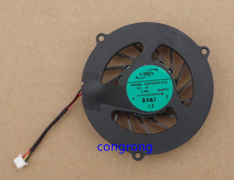 CPU Cooling Fan For Acer Aspire 5732 5732Z Series Laptop Fan AD5105HX-GC3