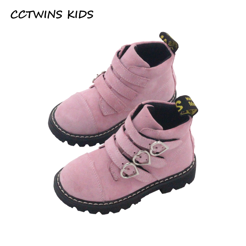 CCTWINS KIDS 2018 Autumn Girl Fashion Ankle Boot Children Black Genuine Leather Shoe Baby Boy Brand Martin Boot Toddler BM015 cctwins kids 2018 autumn baby boy fashion black boot children genuine leather shoe girl brand ankle boot toddler cf1505