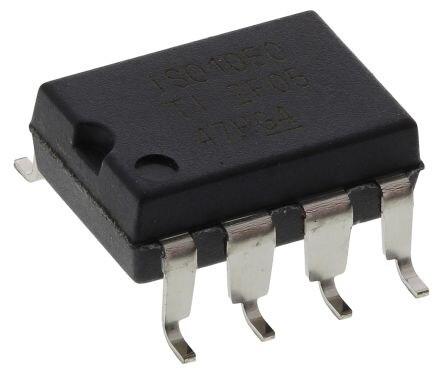 Free Shipping 10pcs lot ISO1050DUB ISO1050 CAN bus transceiver digital isolators SOP 8 new original