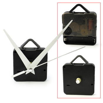 1 Set Diy Watch Clock Movement Quartz Clock Mechanism Watch Wall Clock Movement Parts Repair Replacement Essential Accessories