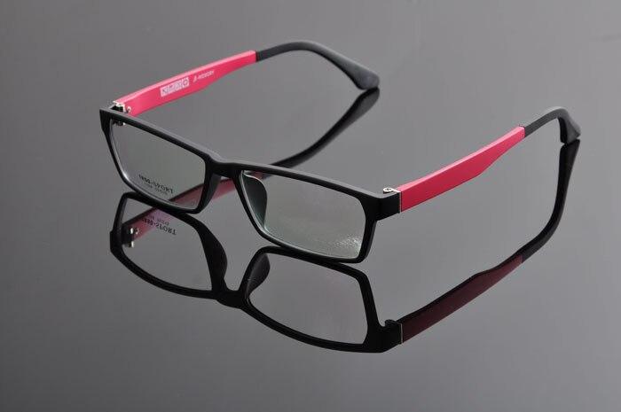 Рецепт очки Разноцветные Очки для Для мужчин Для женщин унисекс очки óculos де desporto dd0880 - Цвет оправы: black pink