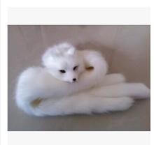 Free shipping Imitation fur the fox head MAO collar retro fashion and personality of copy fox wool scarf adornment scarf