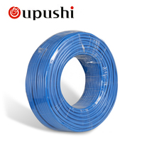 Oupushi Hi Fi speaker wire Speaker Audio Cable For Amplifier Speaker Pure Oxygen Free Copper+Tinned Copper Cables For iPhone