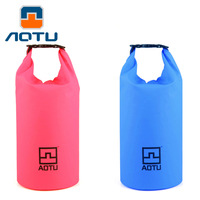 10L High Quality Outdoor Waterproof Bags Ultralight Drifting Rafting Canoe Swimming Camping Hiking Dry Bag Pouch