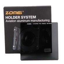 Zomei 100 мм ND1000 квадратный фильтр HD Оптическое стекло 100x100 мм 10-Stop нейтральная плотность ND 1000 для Cokin Z Lee Hitech 100 мм держатель