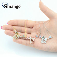 5Pieces, The Rainbow Series ,Women Fashion  LOVER Shape Necklace and Pendant, 3 Colors,Can Wholesale