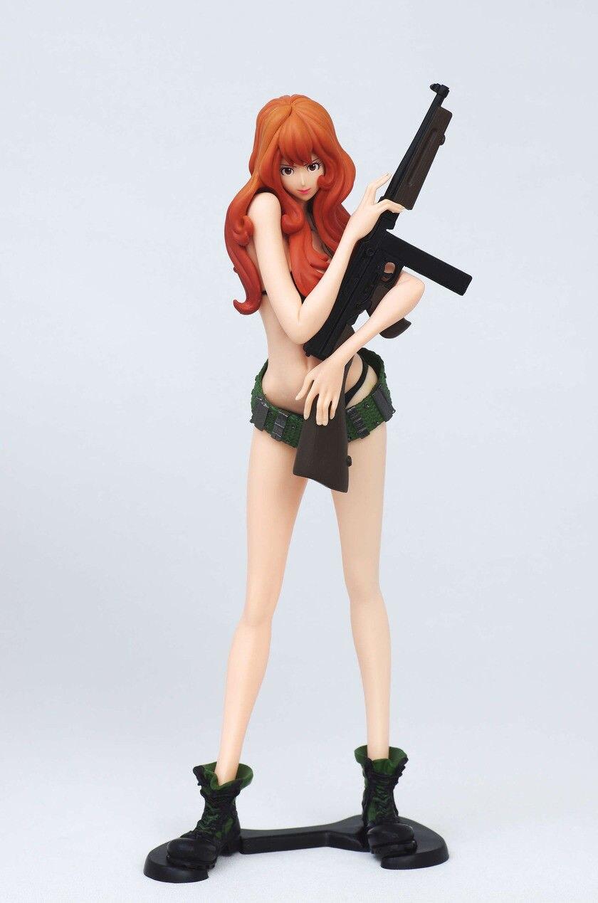 Lupin the Third Fujiko Mine Glitter /& Glamours figure Banpresto 100/% Authentic