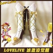New LoveLive LL Honoka Kotori Umi Eli Nozomi Maki Rin Hanayo Nico Ice cream awakening cosplay costume