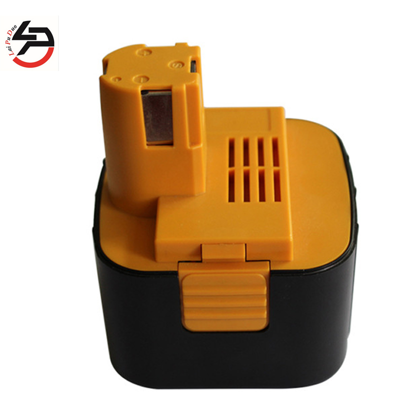 LPD Ni-CD Replacement Power Tool Battery <font><b>1.5Ah</b></font> <font><b>12V</b></font> for Panasonic:EY9200,PA1204N,EY9200B,EY6100FQKW,EY3502FQMKW image
