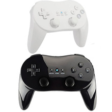 HAOBA Basic Wired Sport Controller Gaming Distant Professional Gamepad Shock Joypad Joystick For Wii Second-generation
