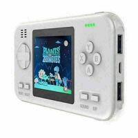 Video Game Console Handheld Do Jogo com Jogos de Console Portátil Banco do Poder 8000 mAh