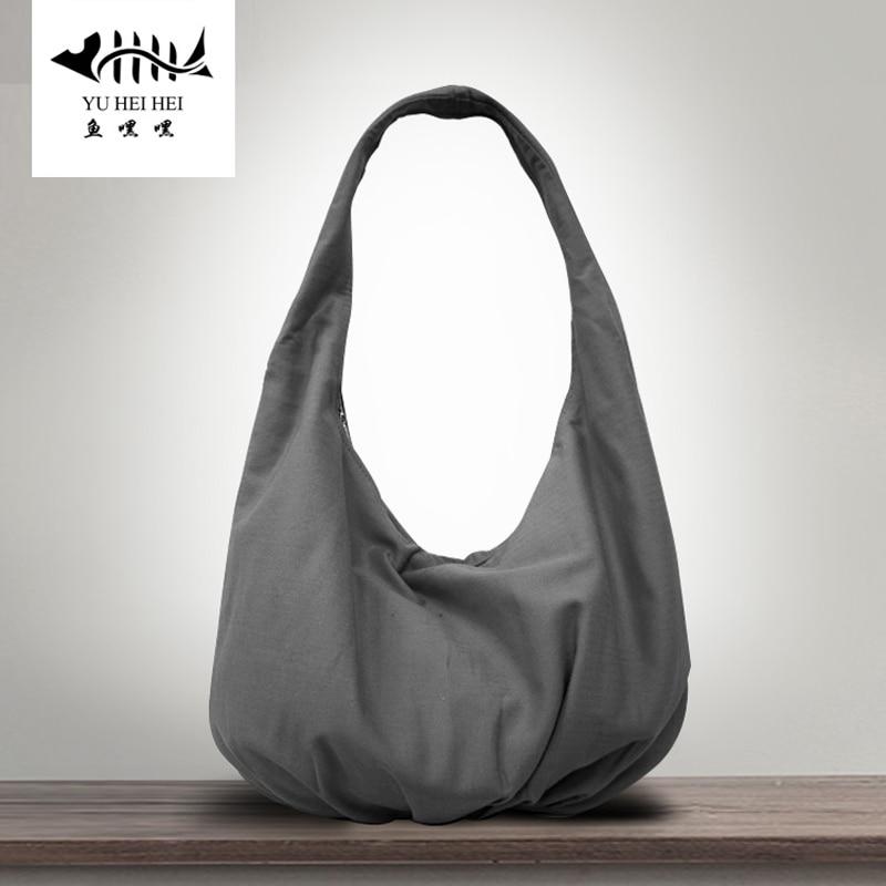 121007fbf2 Vintage Ethnic Handbag Shoulder Tote Bag Women 2019 New Mother Gift Boho  Jew Retro Leisure Womens Handbags Cotton free shipping -in Shoulder Bags  from ...
