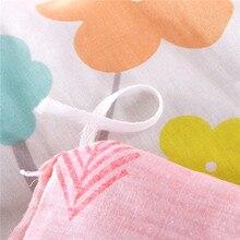 Svetanya Doona Duvet Cover+Pillowcases Deer Cartoon Kids Adults Bedding Sets Twin Full Queen King Size 100% Cotton