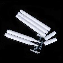 1 шт белые жидкие Меловые карандаши наклейки для стен детская комната Классная доска кухонная банка удобный съемный маркер ручка школьные канцелярские принадлежности