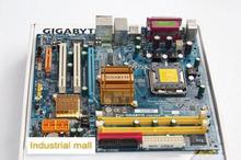 GA-945GCMX-S2 945gcmx-s2 945g DDR2 LGA 775 Desktop motherboard 256m 45nm g31 well tested working